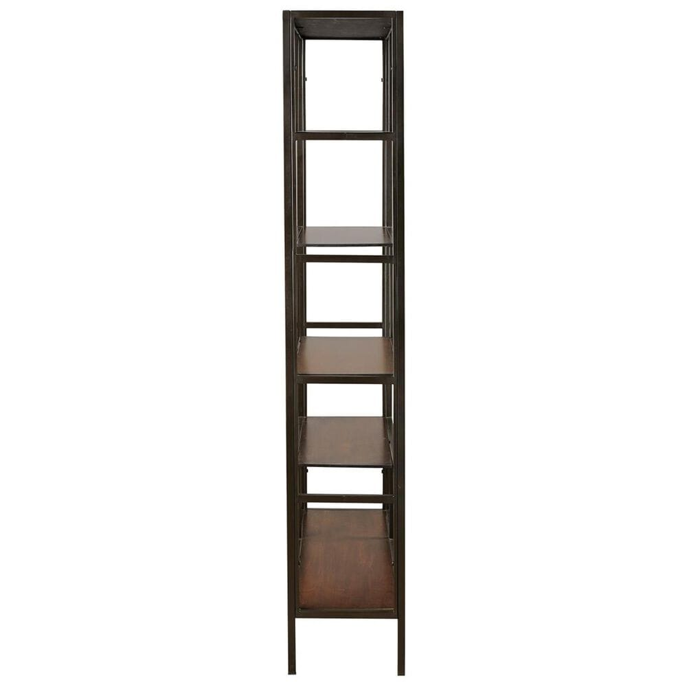 Signature Design by Ashley Frankwell Bookcase in Brown and Black, , large