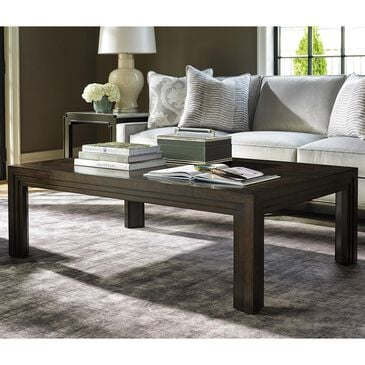 Lexington Furniture Brentwood Essex Rectangle Cocktail Table in Wilshire, , large