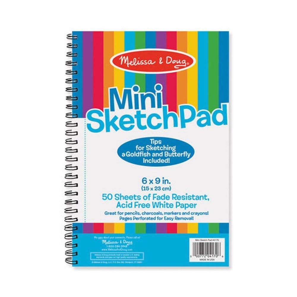Melissa & Doug Mini-Sketch Pad, , large