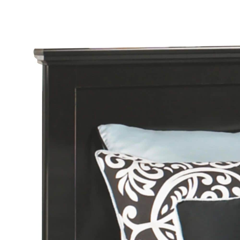 Signature Design by Ashley Maribel Full-Queen Panel Headboard in Black, , large
