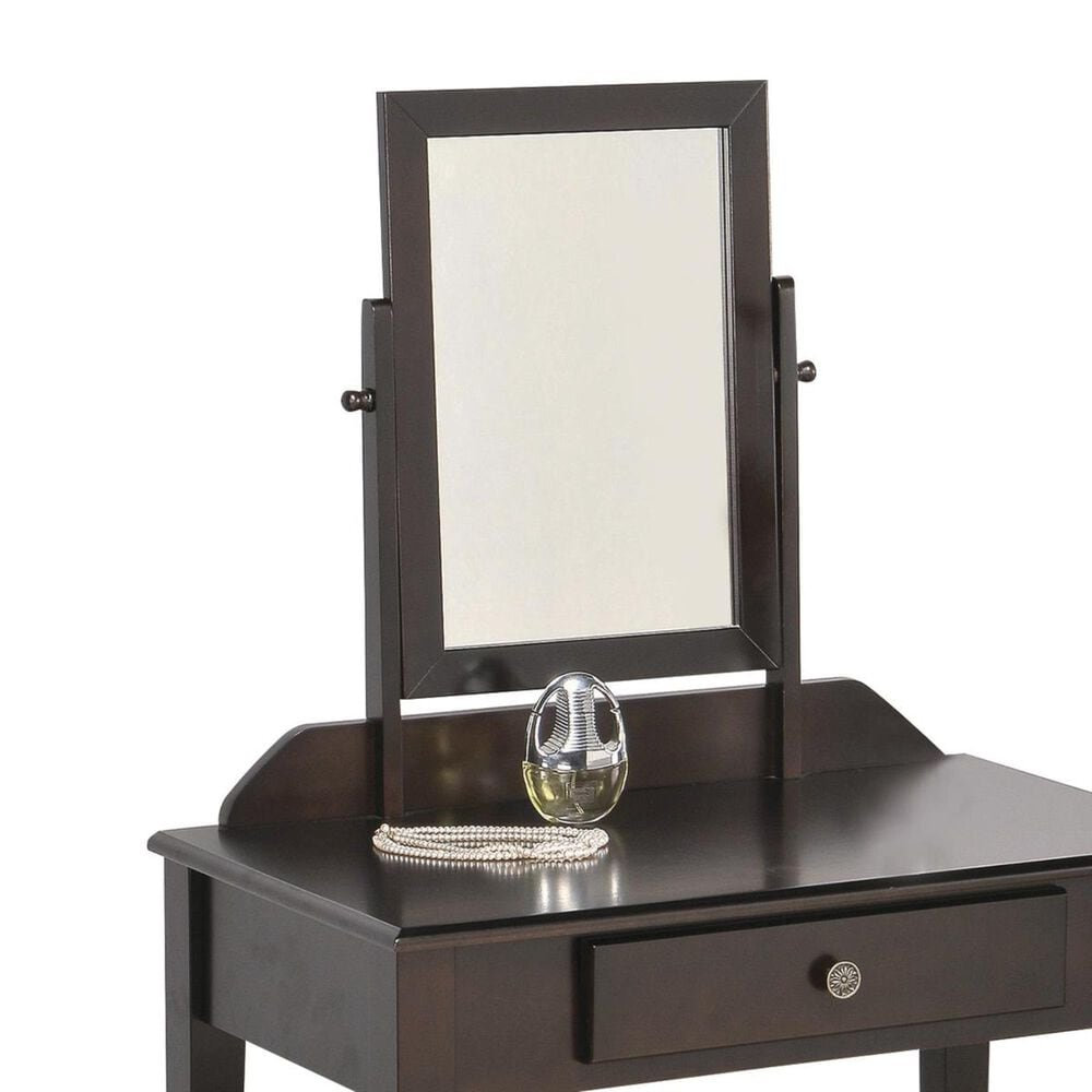 Claremont Iris Vanity Set with Bench, , large