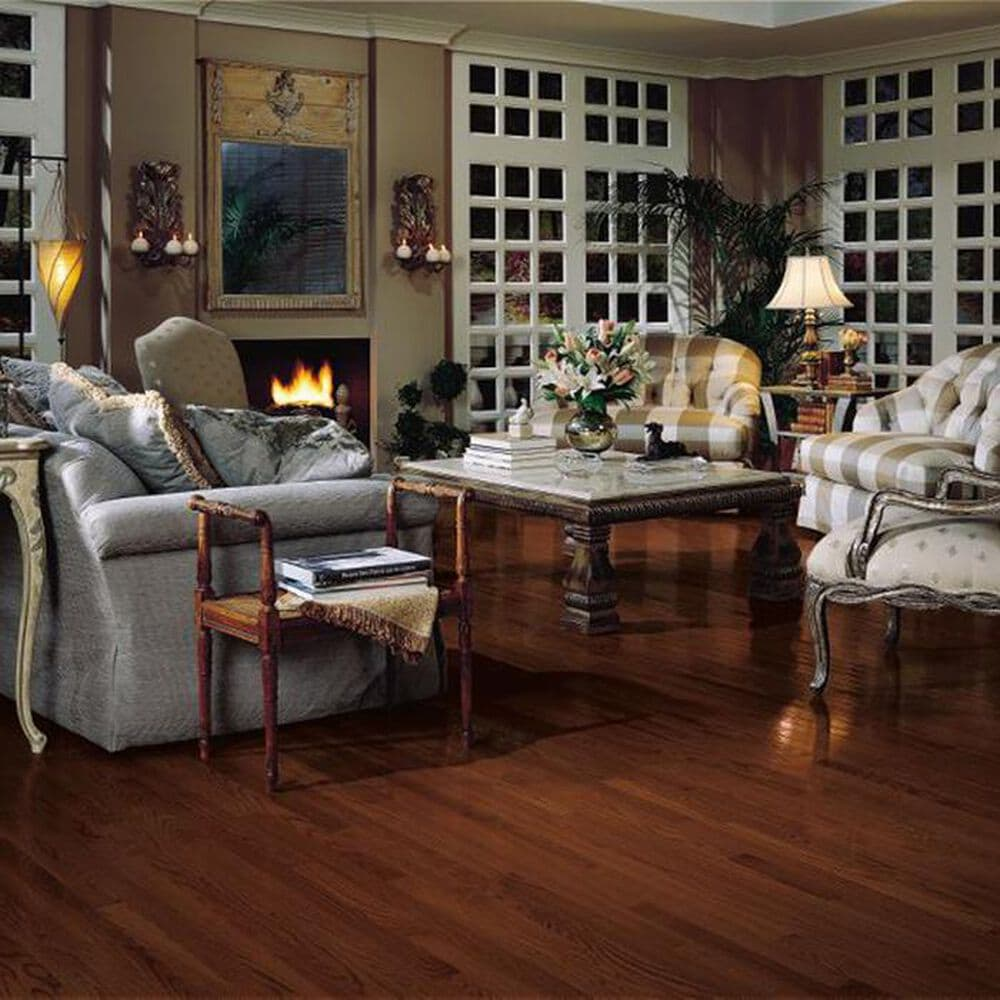 Bruce Natural Choice Sierra Oak Low Gloss Hardwood , , large