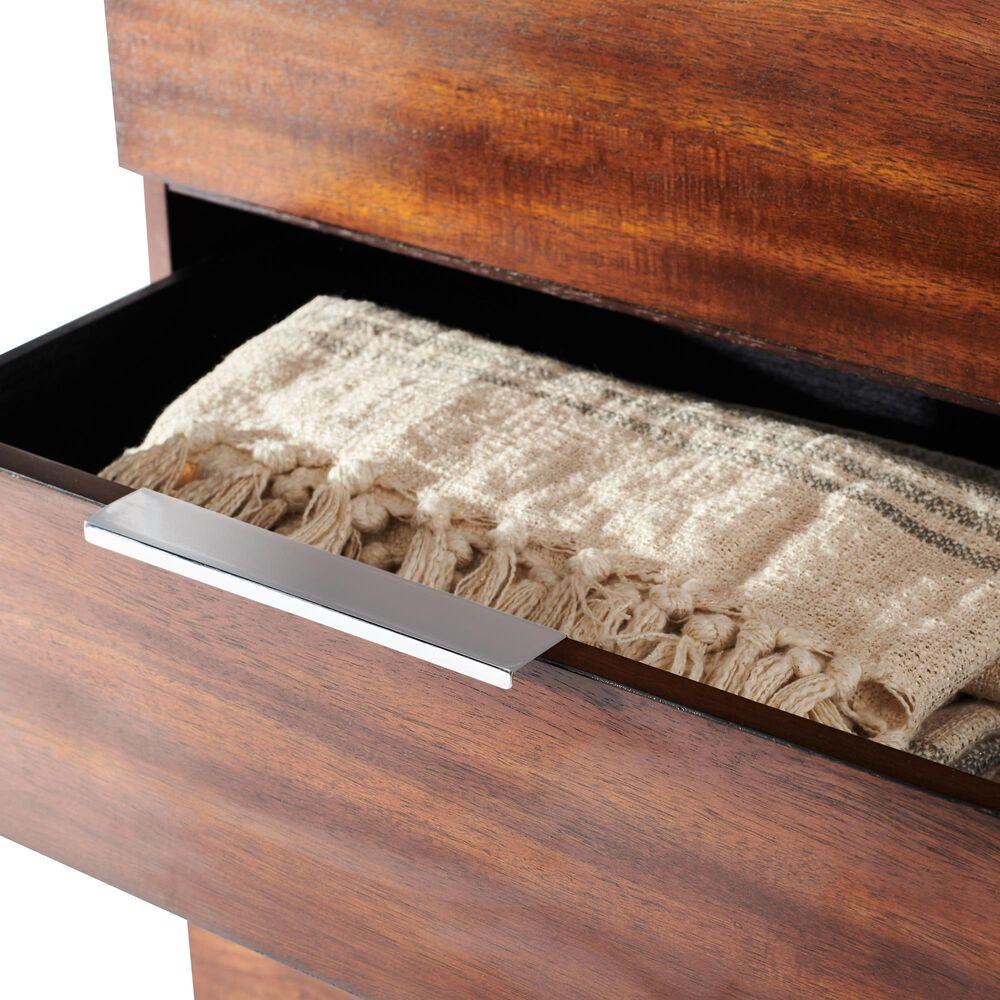 Safavieh Brylin 8 Drawer Dresser in Dark Walnut, , large