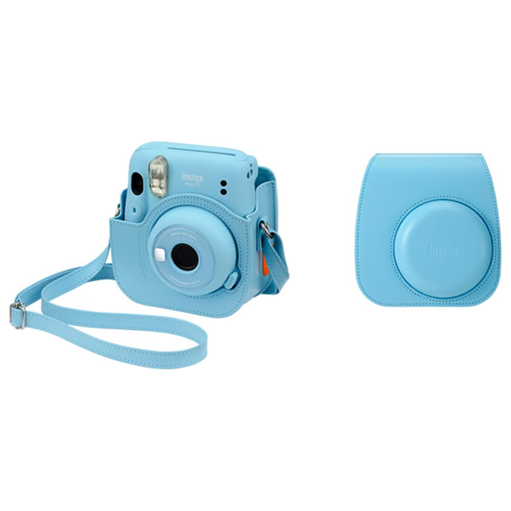Fujifilm Instax Mini 11 Case in Sky Blue, , large