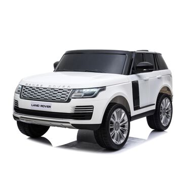 Best Ride On Cars Range Rover 12Volt 2 Seater in White, , large