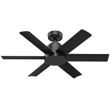 "Hunter Kennicott 44"" Ceiling Fan in Matte Black, , large"