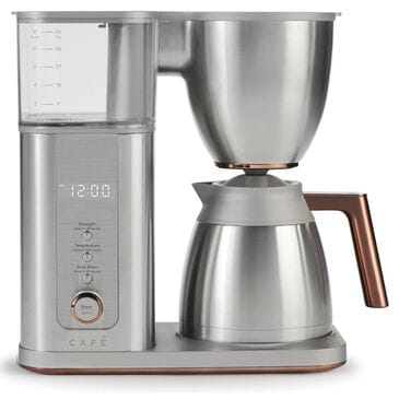 Cafe Specialty Drip Coffee Maker with Wi-Fi in Stainless Steel, , large