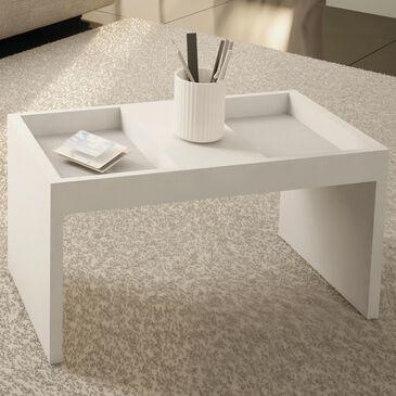 Dayton Marine Coffee Table in White, , large
