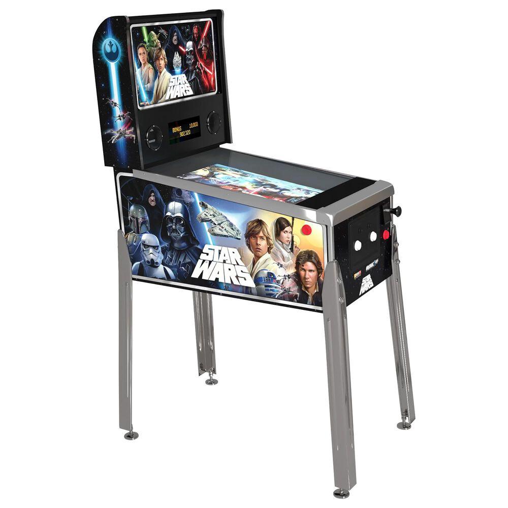 Arcade1up Star Wars Pinball Machine, , large