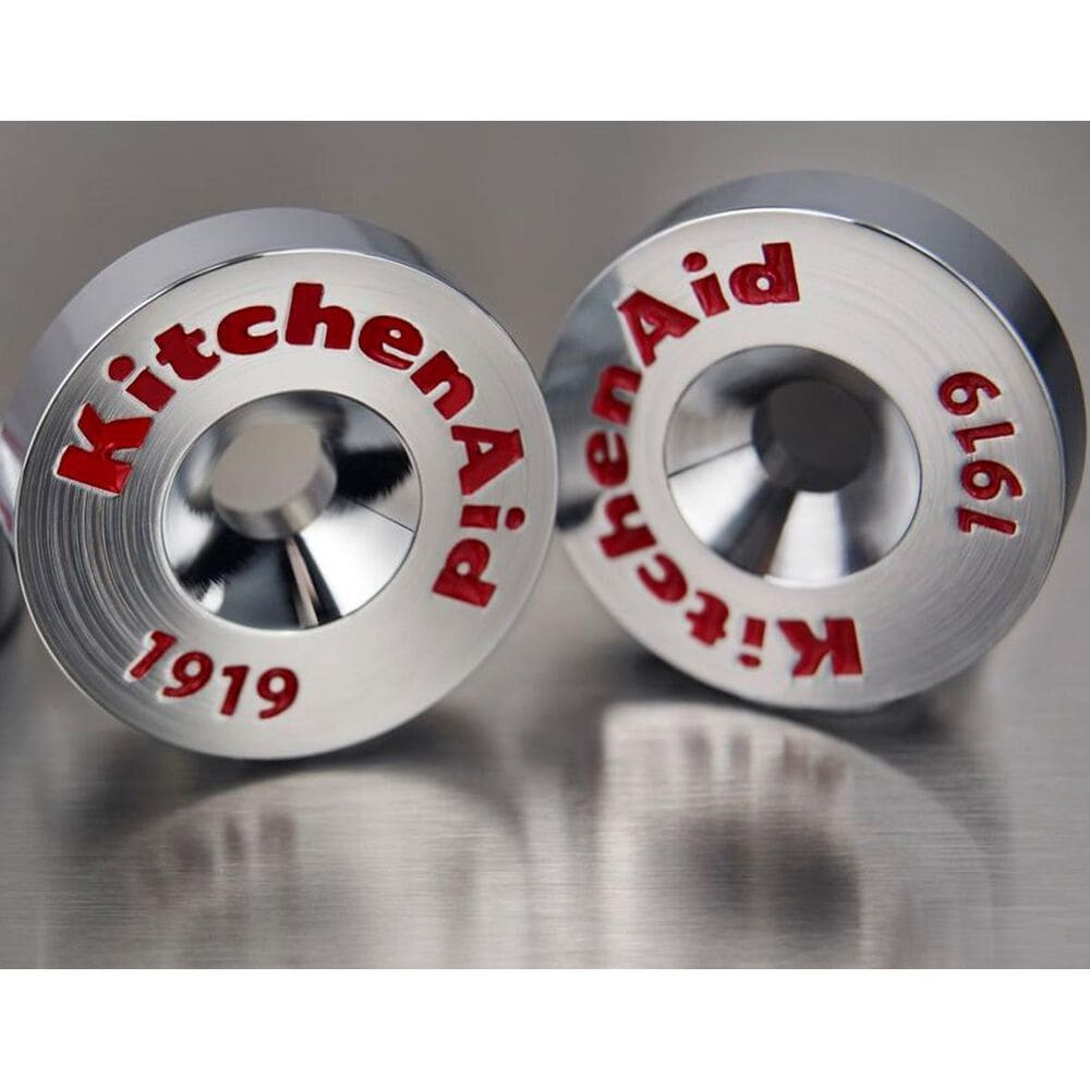 KitchenAid Chrome Handle Medallions 2 Pack , , large