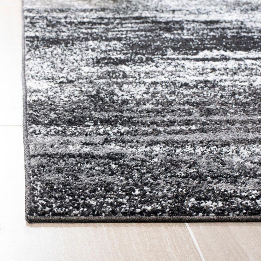 Safavieh Adirondack ADR112A 10' x 14' Silver and Black Area Rug, , large
