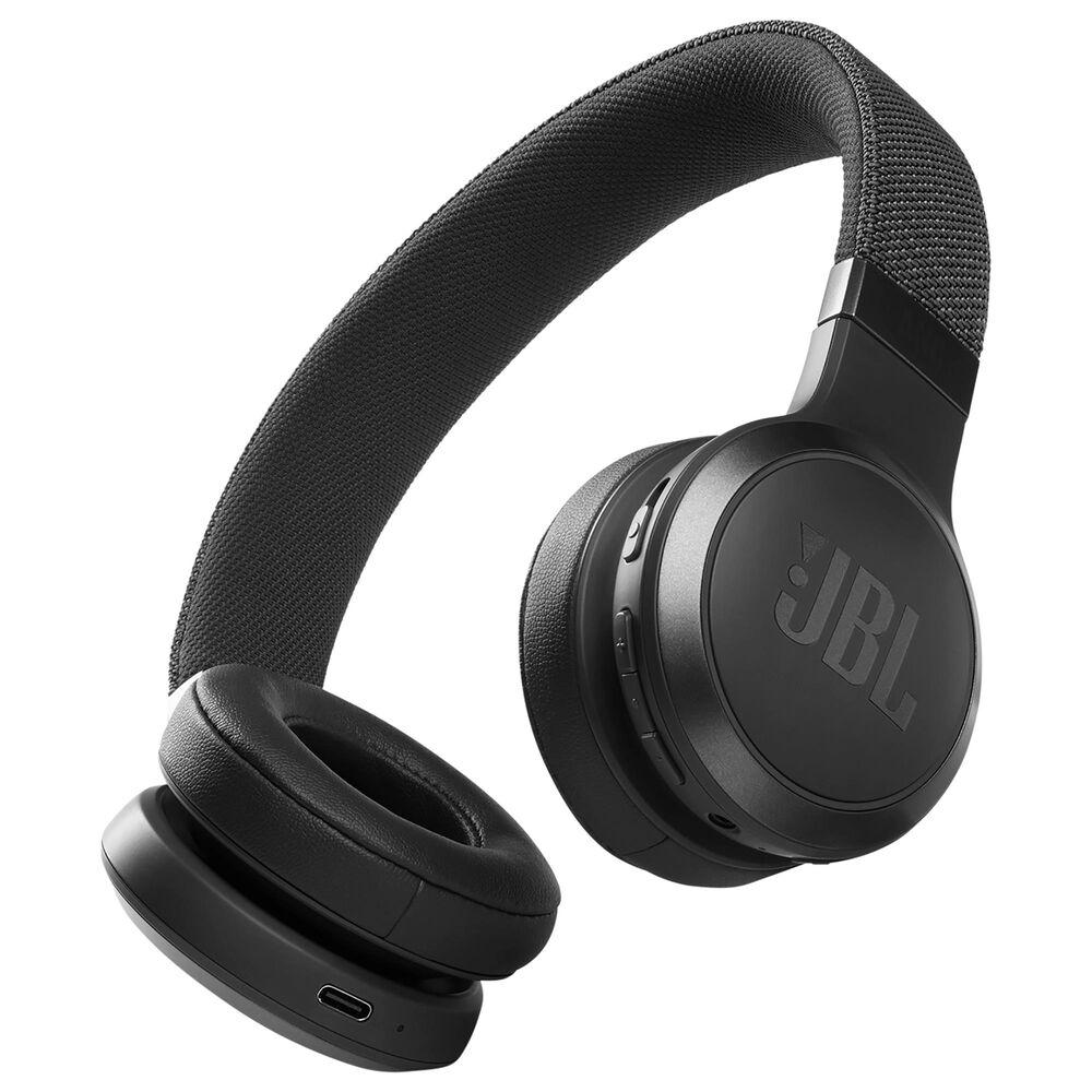 JBL 460NC Wireless Noise Cancelling On-Ear Headphones in Black, , large