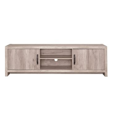 Pacific Landing TV Console in Gray Driftwood, , large