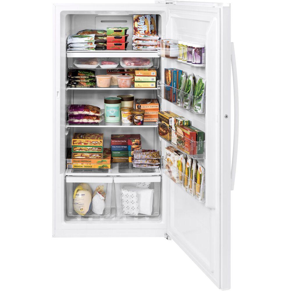 GE Appliances 17.3 Cu. Ft. Frost-Free Upright Freezer Energy Star , , large