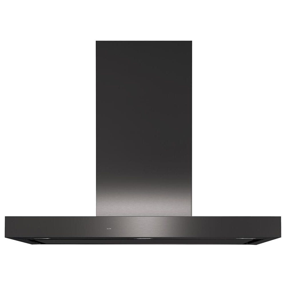 "GE Appliances 36"" Wi-fi Enabled Designer Hood in Black Stainless, , large"