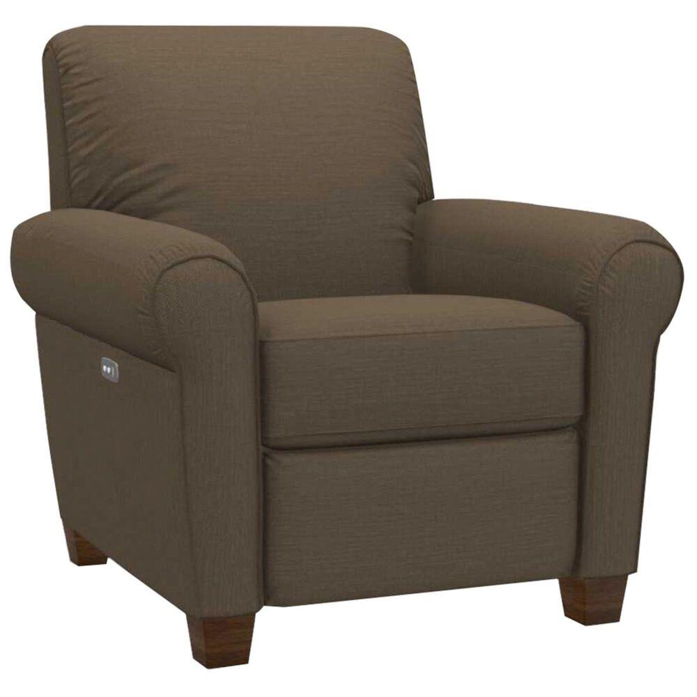 La-Z-Boy Bennett Power Reclining Chair in Mocha, , large