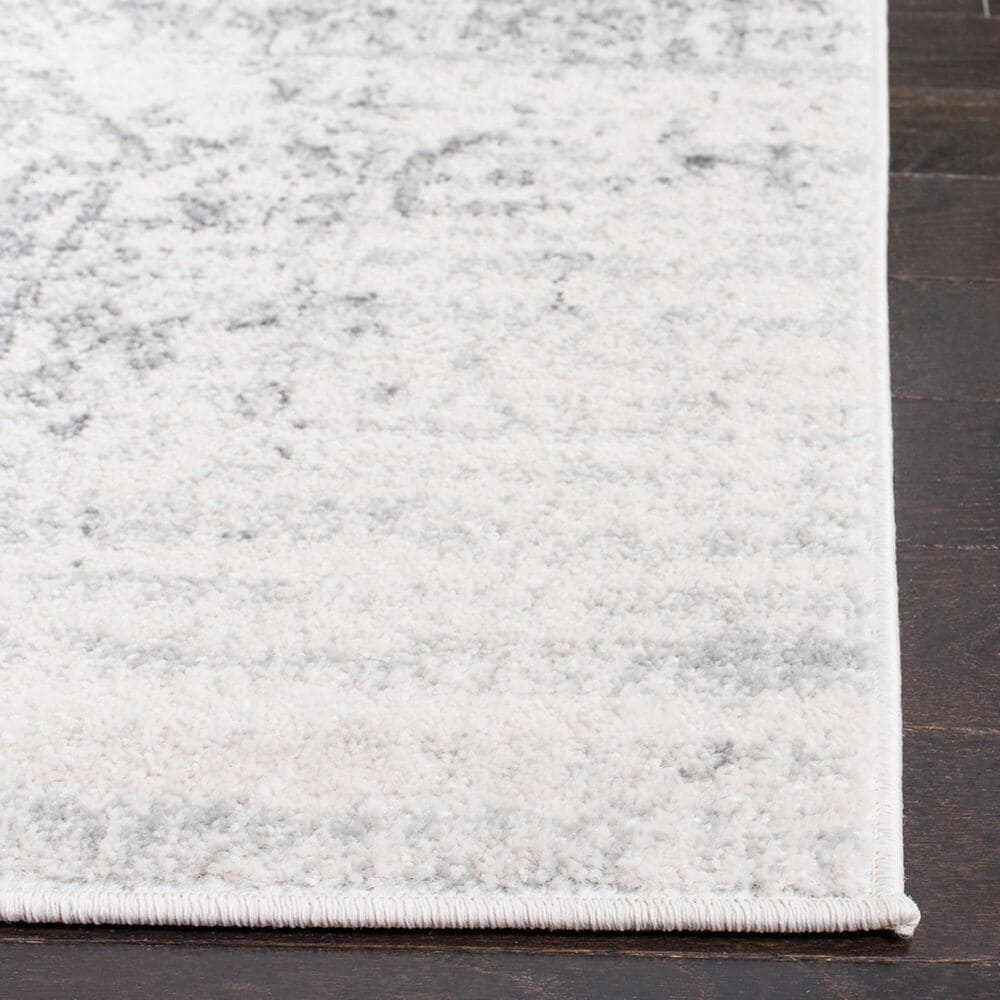 Safavieh Madison MAD603G 10' x 14' Silver and Ivory Area Rug, , large
