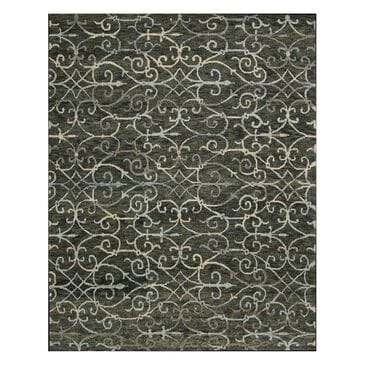 "Nourison Tahoe Modern MTA05 5'6"" x 8""6"" Charcoal Area Rug, , large"