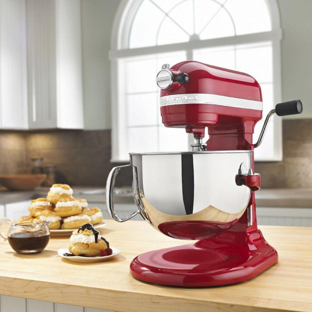 KitchenAid Professional 600 Series 6 Quart Stand Mixer, , large