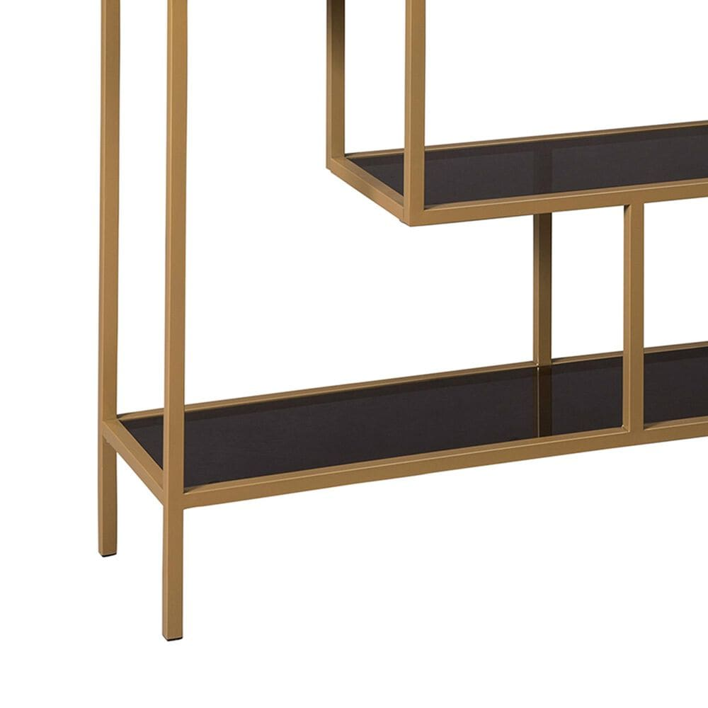 Signature Design by Ashley Frankwell Wall Unit in Gold and Gray, , large