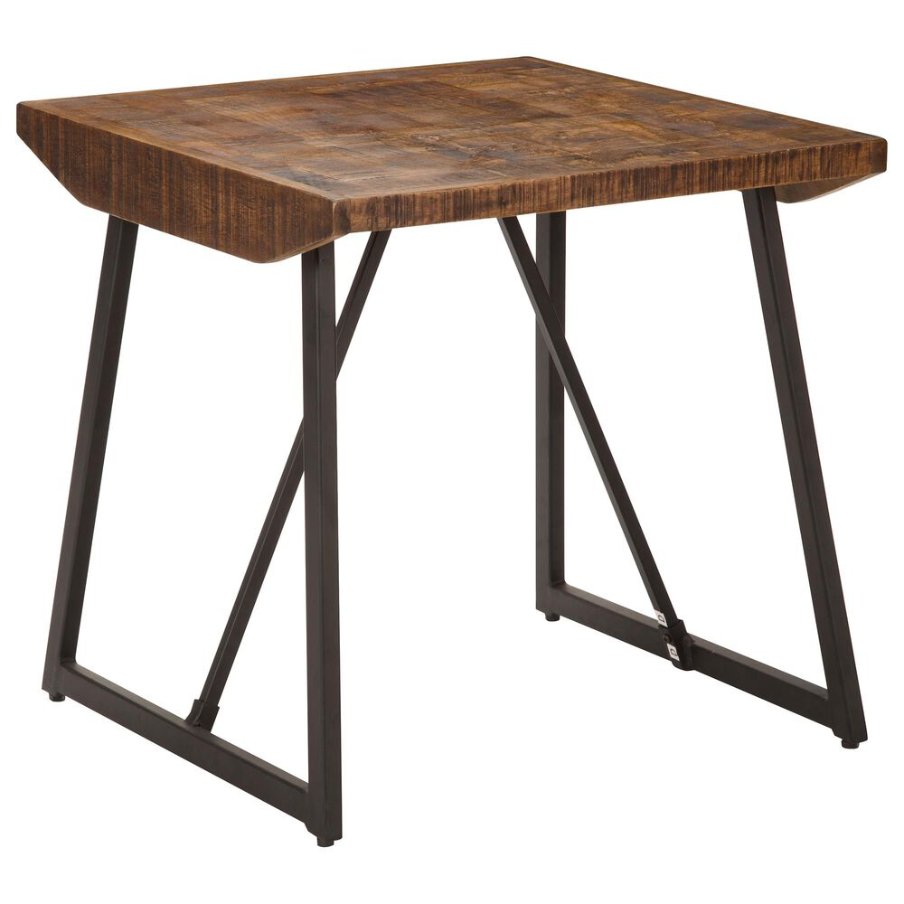 Steve Silver Willow End Table in Brown, , large