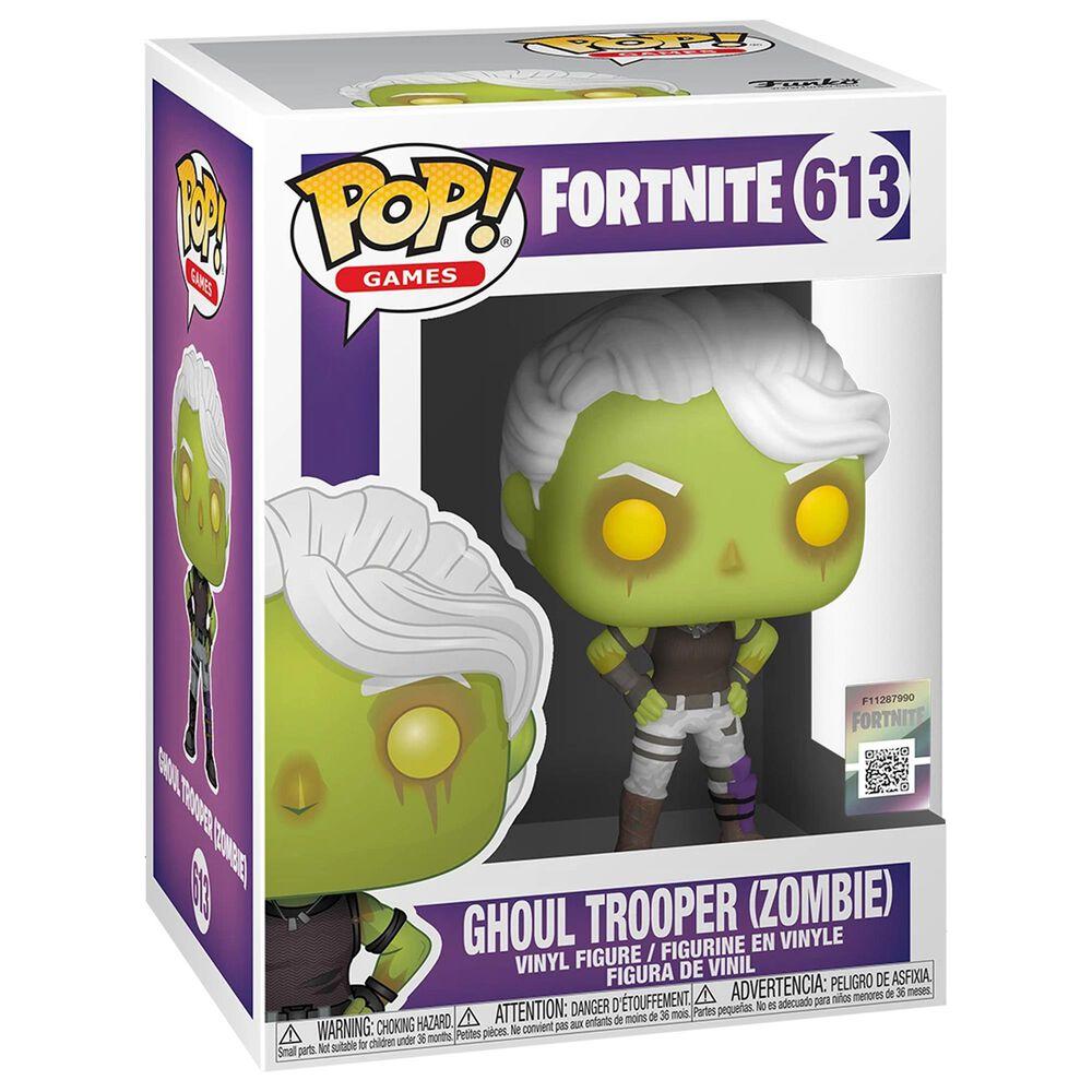 Funko Pop! Games: Fortnite Zombie Ghoul Trooper , , large