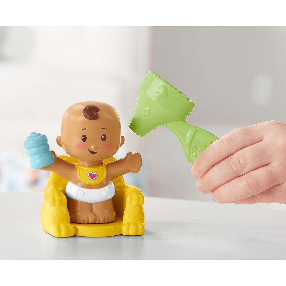 Fisher-Price Little People Babies Healthy Checkups Playset, , large