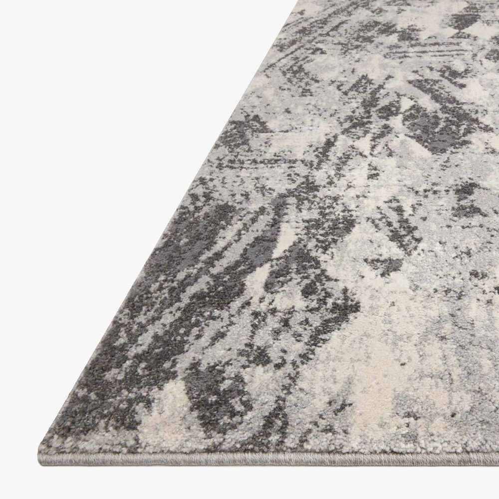 "Loloi II Austen AUS-03 3'11"" x 5'7"" Stone and Pebble Area Rug, , large"