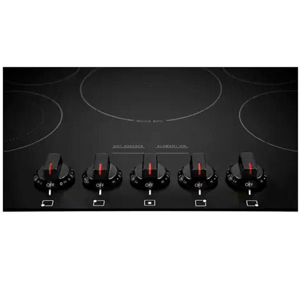 "Frigidaire Gallery 30"" Electric Ceramic Top Control Cooktop in Black Trim , , large"