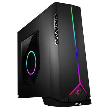MSI Aegis SE 10th Gaming Desktop | Core i5-10400F - 16GB RAM - NVIDIA GeForce GTX 1660 Super - 1TB HDD + 500GB SSD in Black, , large