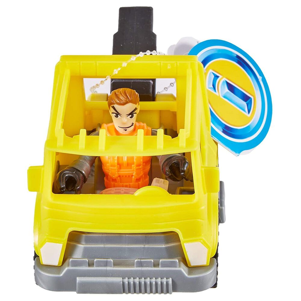 Imaginext Driver and Tow Truck, , large