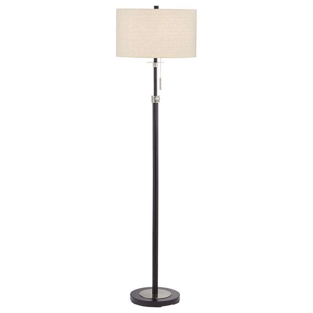 Pacific Coast Lighting Burke Floor Lamp Floor Lamp in Black, , large