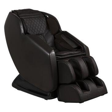 Ergotech Massage Chair with Lumbar Heat in Brown , , large