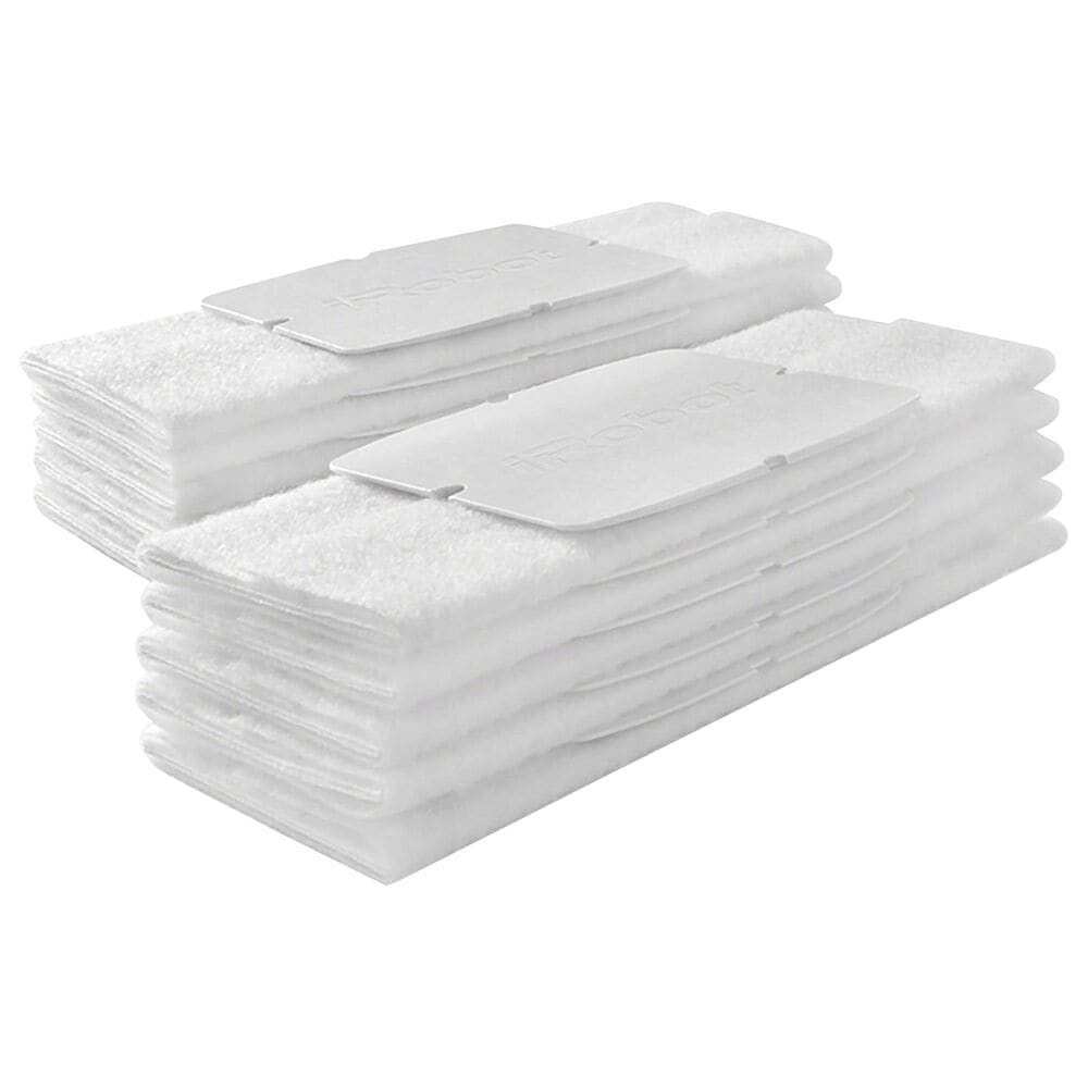iRobot Braava Jet Dry Sweeping Pads in White, , large