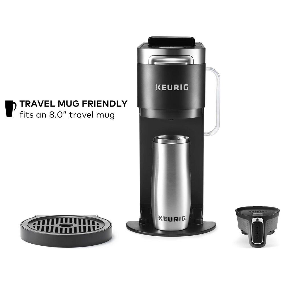 Keurig K-Duo Plus Single Serve and Carafe Coffee Maker in Black, , large