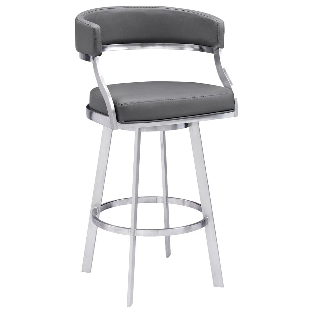 """Blue River Saturn 30"""" Barstool in Grey, , large"""