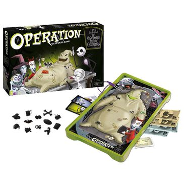 USAopoly Operation: The Nightmare Before Christmas Edition, , large