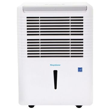 Almo Distributing Keystone 50-Pint Dehumidifier with Electronic Controls, , large