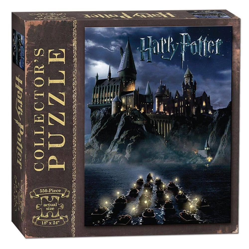 USAopoly World of Harry Potter Puzzle , , large