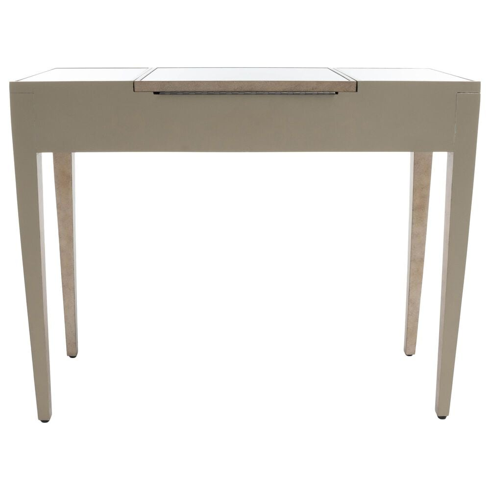 Butler Baines Vanity Table in Silver, , large