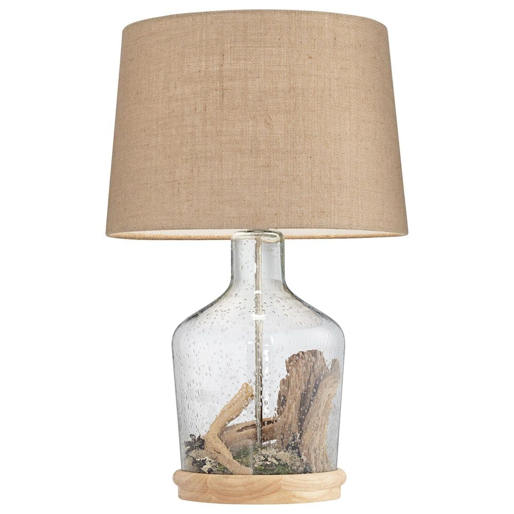 Pacific Coast Lighting Taylor Table Lamp in Clear, , large