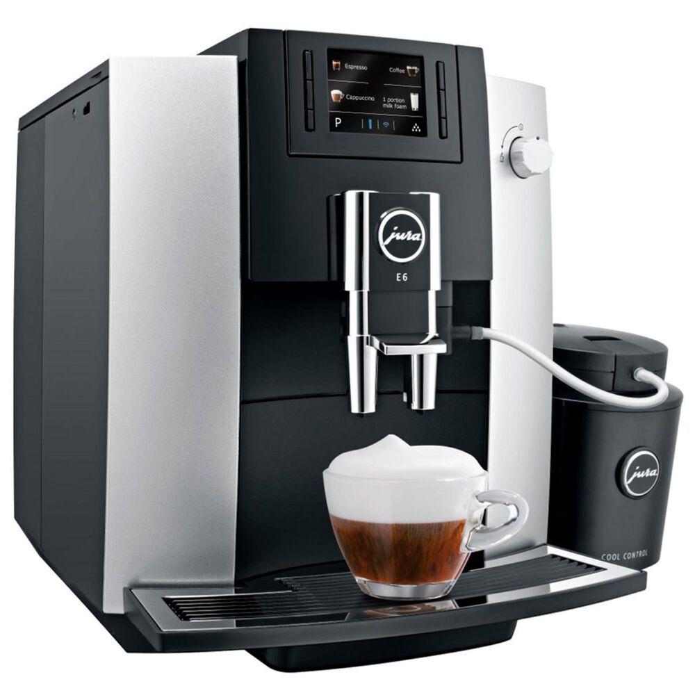 Jura E6 Platinum Auto Coffee Maker , , large