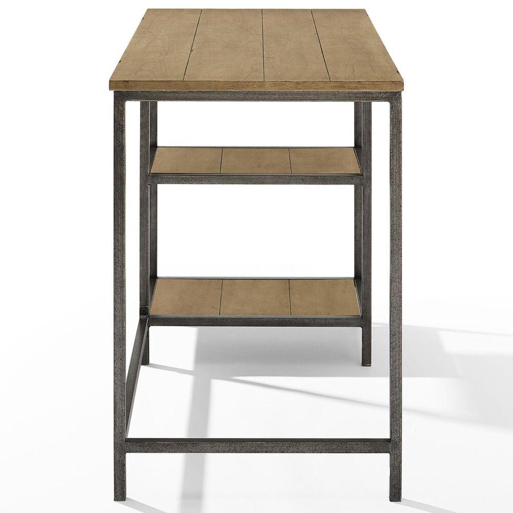 Crosley Furniture Brooke Desk in Washed Oak, , large