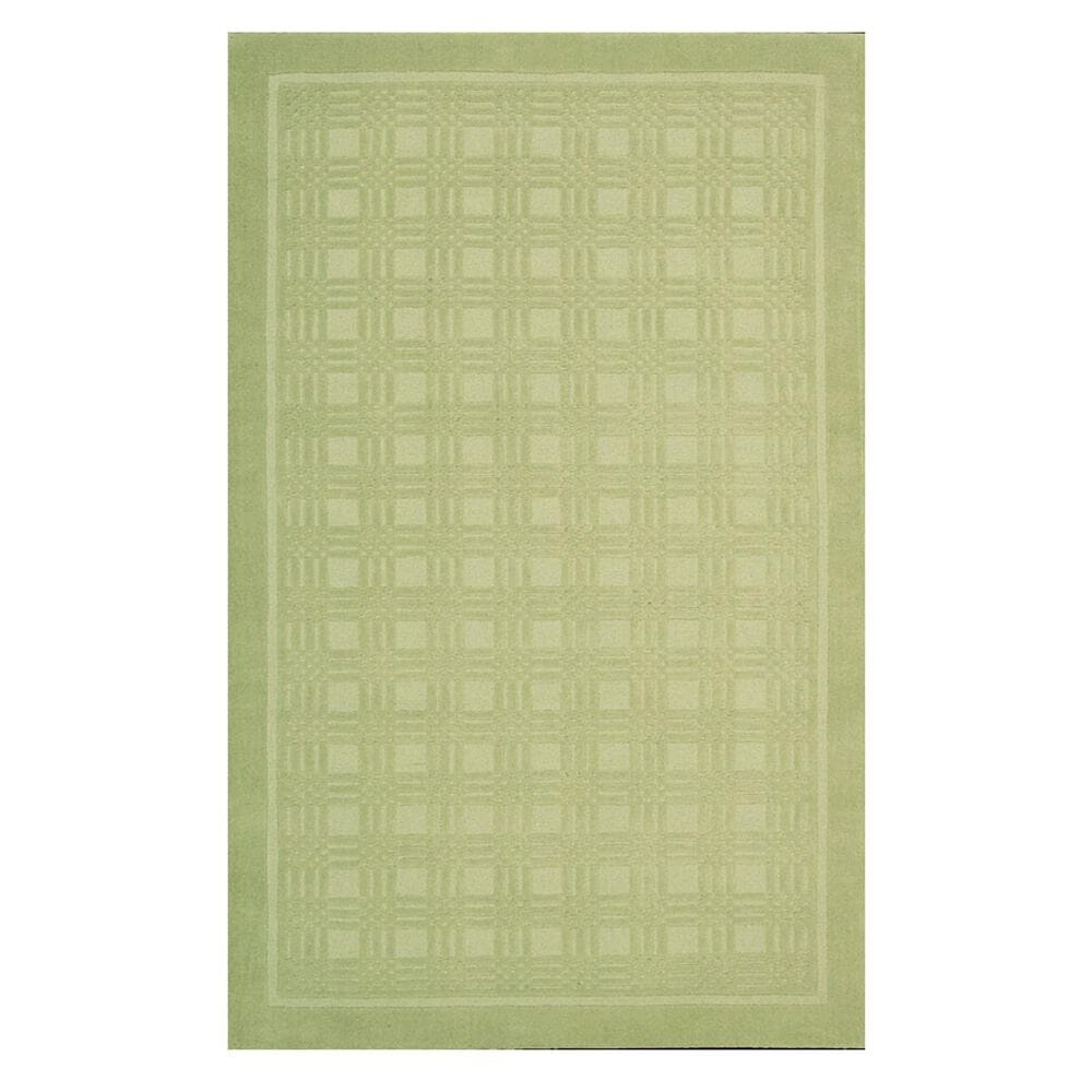 Nourison Westport WP32 5' x 8' Lime Area Rug , , large