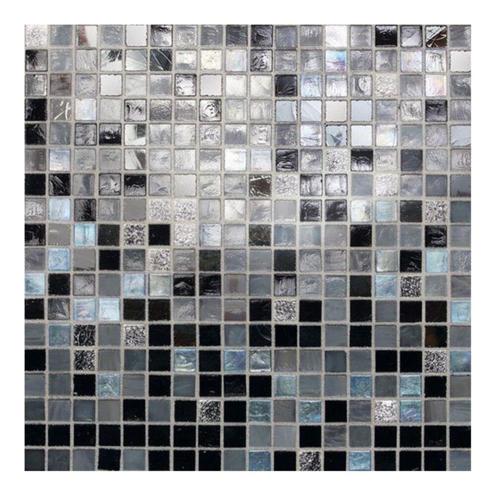 "Dal-Tile City Lights Manhattan 12"" x 12"" Glass Mosaic Sheet, , large"