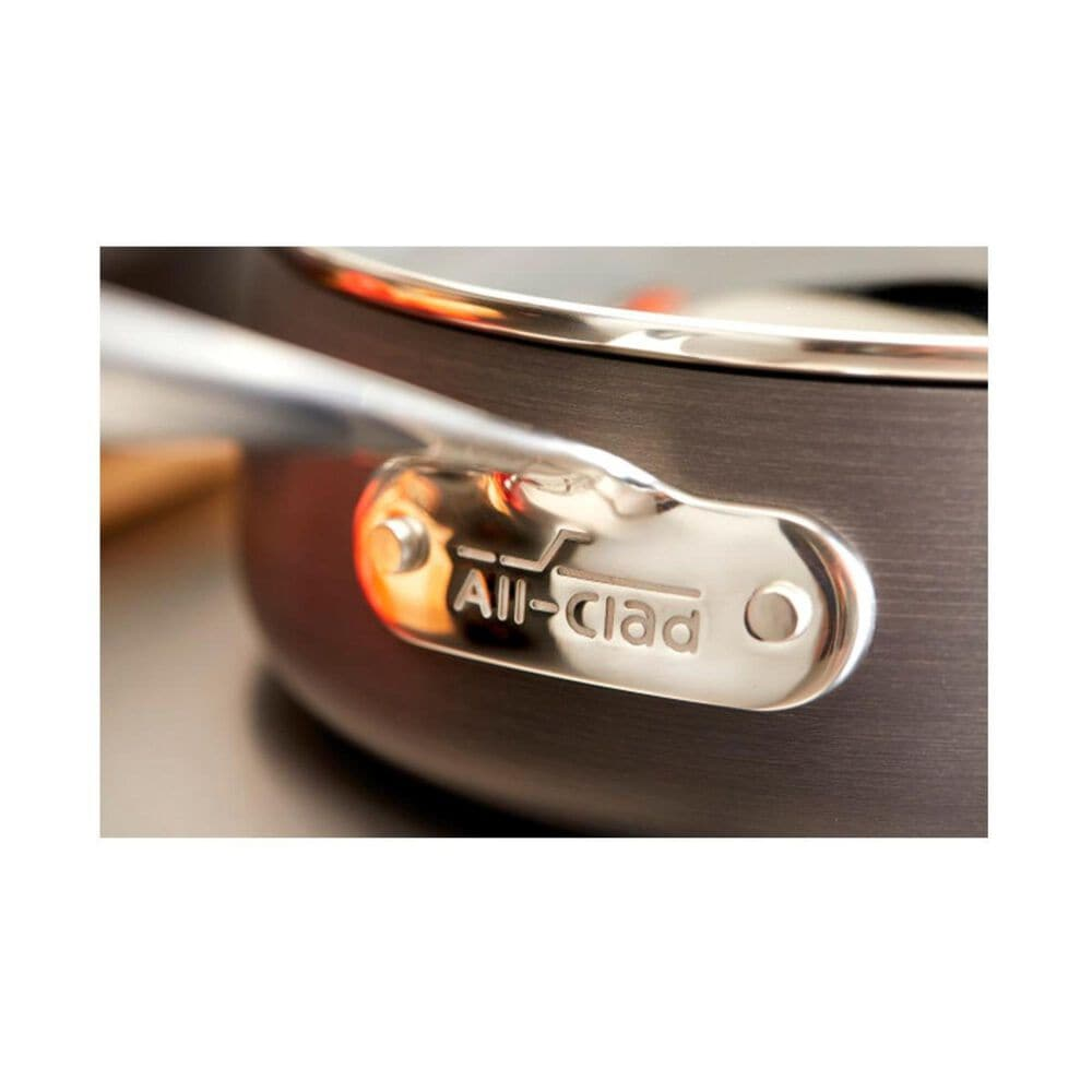 All-Clad Nonstick 2 Pack Fry Pan in Black, , large
