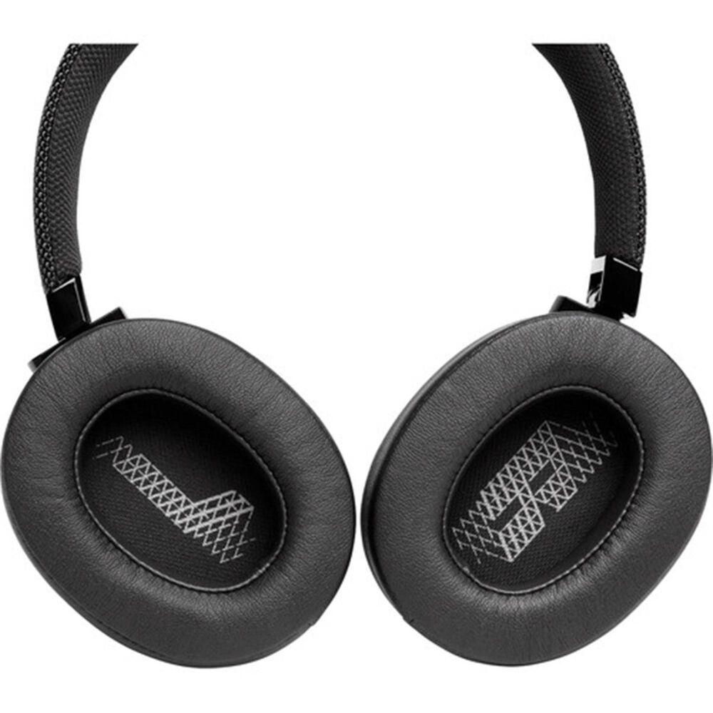 JBL LIVE 500BT Wireless Over-Ear Headphones in Black, Black, large