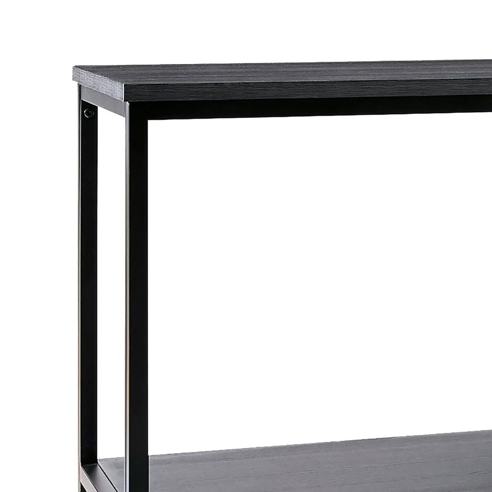 """Signature Design by Ashley Yarlow XL 65""""  TV Stand in Black, , large"""