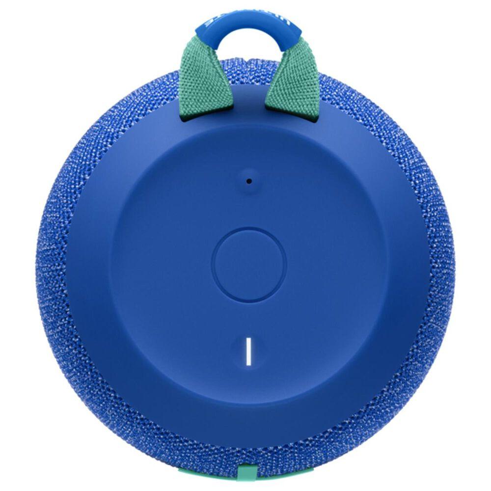 Ultimate Ears Wonderboom 2 Bluetooth Speaker in Bermuda Blue, , large