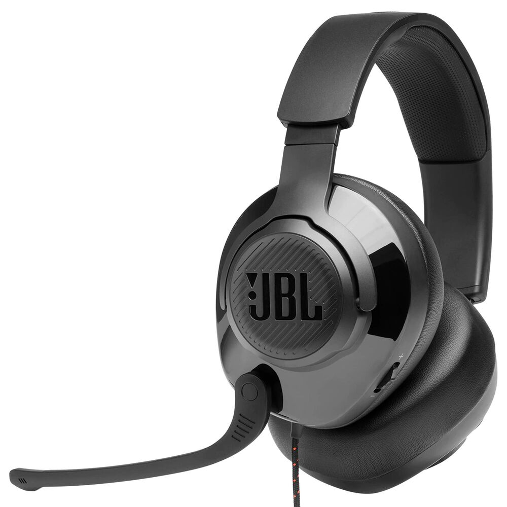 JBL Quantum 300 Gaming Headset in Black, , large